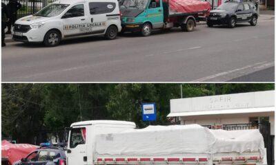 Newsbucuresti.ro: Alte două mașini care transportau ilegal deșeuri au fost confiscate în Sectorul 6 14