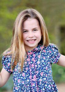 FOTO! Cum arată Prințesa Charlote, fiica lui William și Kate, la 6 ani! 6