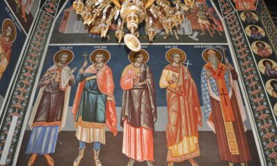 Calendar creștin-ortodox, 4 iunie, 2021. Sfinții Zotic, Atal, Camasis și Filip de la Niculițel 16