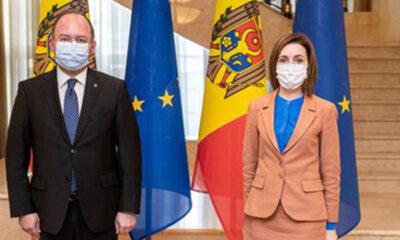 Maia Sandu: Avem ocazia să construim un parteneriat puternic, reciproc avantajos între Republica Moldova şi România 62