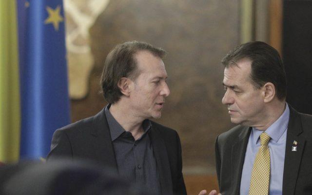 Filiala PNL Brăila a aprobat moţiunea cu care Ludovic Orban candidează la şefia PNL 1