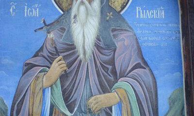 Calendar creștin-ortodox,18 august,2021. Sfântul Ioan de Rila - ocrotitorul Bulgariei 29