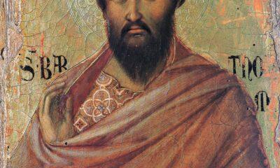 Calendar creștin-ortodox, 25 august, 2021. Aducerea moaștelor Sfântului Apostol Bartolomeu 16