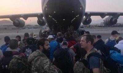 Un singur român a urcat în avionul Forțelor Aeriene Române, trimis în Afganistan. Cîțu promite că toți vor repatriați 12