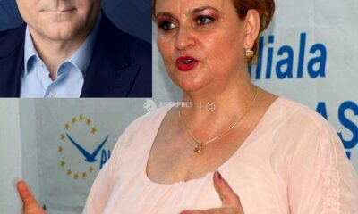 Newsbucuresti.ro: Grațiela Gavrilescu, fost ministru al Mediului, anunță continuarea campaniei pentru demiterea lui Nicușor Dan: Joi, începând cu ora 10.00, pe trotuarul din fața Parcului Cișmigiu 8