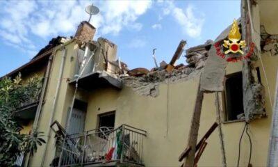 ALERTĂ! Trei cetăţeni români locuiau într-un imobil care s-a prăbuşit la Torino. Unul dintre ei este rănit, fiind în stare gravă la spital 19