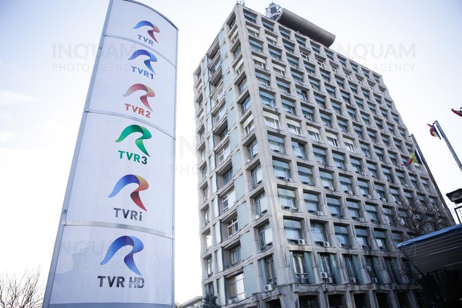 Gest Șocant! Angajat al TVR, mort după ce s-a aruncat de pe clădirea instituţiei 1