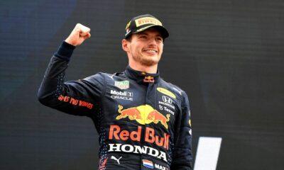 Max Verstappen, declarat învingător în Marele Premiu al Belgiei, redus la două tururi 14