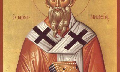 Calendar creștin-ortodox, 3 septembrie, 2021. Sfântul Mucenic Antim; Sfinții Cuvioși Neofit și Meletie de la Mănăstirea Stănișoara 22