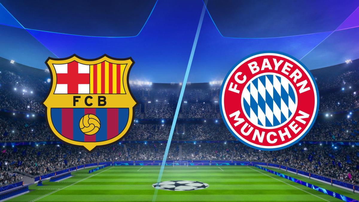 FC Barcelona umilită de nemții de la Bayern Munchen. Catalanii învinși acasă cu 3-0. Vezi rezultatele din grupe. VIDEO 1