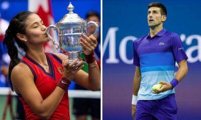Mesaj superb pentru Emma Răducanu, de la Novak Djokovic! Ce i-a scris sârbul! FOTO 9