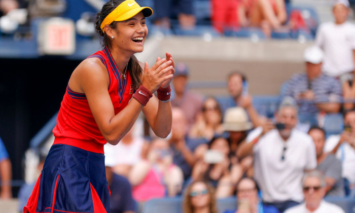 Emma Răducanu, s-a calificat în finala US Open 1