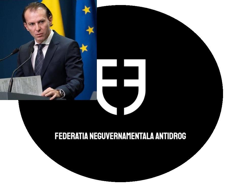 "Federația Neguvernamentală Antidrog, atac dur la Guvernul Cîțu! ""România antidrog de fațadă!"" 5"