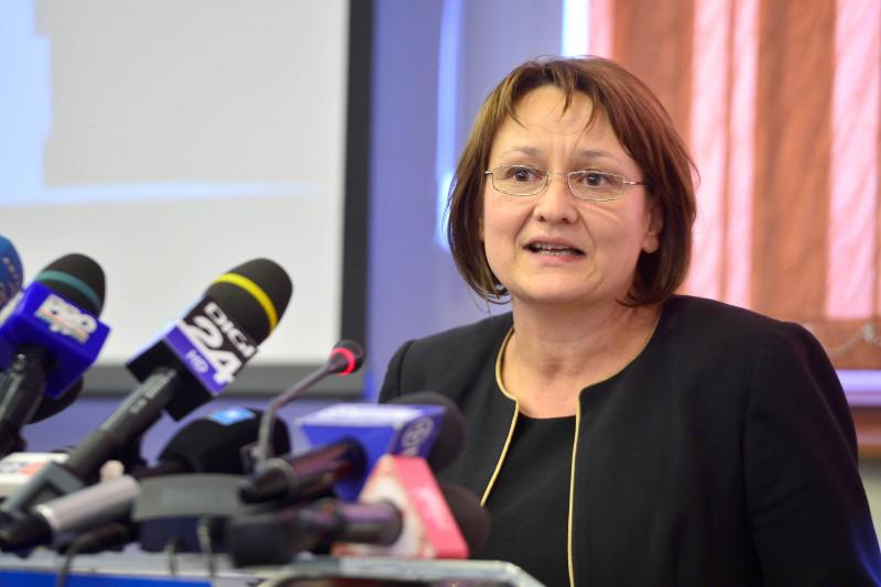 Fosta şefă a CNA Laura Georgescu se află în custodia poliţiştilor. O bagă la pușcărie 1