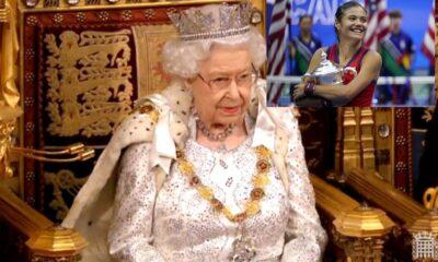 Emma Răducanu, felicitată de familia regală britanică. Ce mesaj i-a transmis Regina Elisabeta. FOTO 4