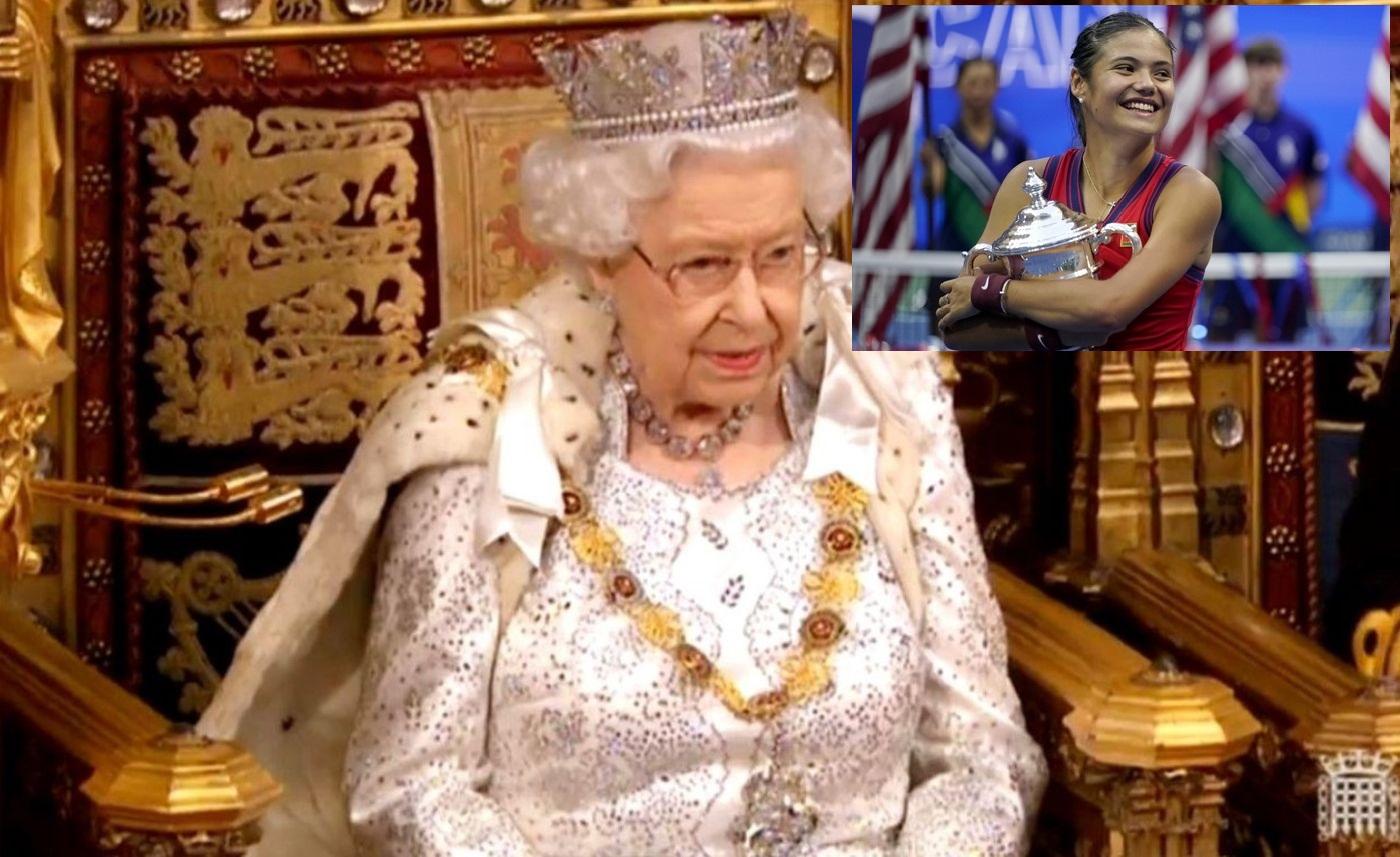 Emma Răducanu, felicitată de familia regală britanică. Ce mesaj i-a transmis Regina Elisabeta. FOTO 5